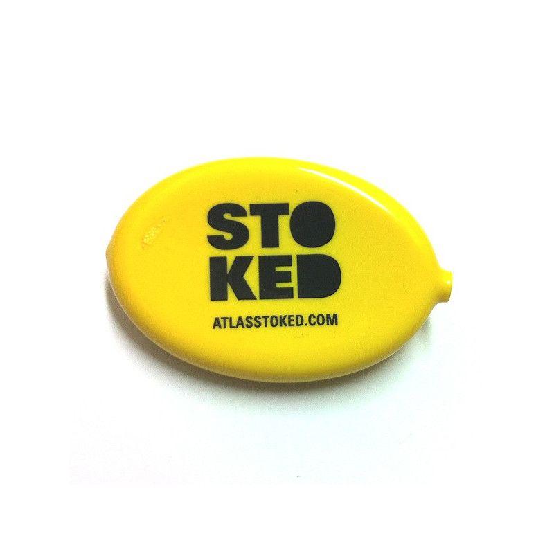 Cartera Stoked: Pocheta (Yellow)