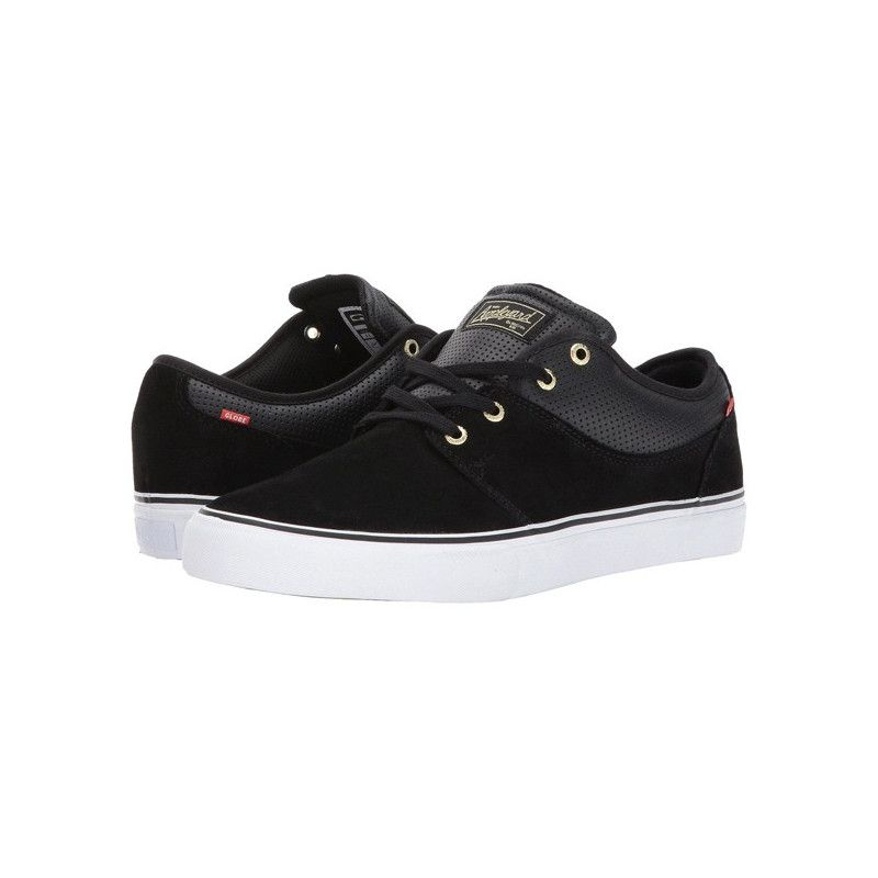 Zapatillas Globe: Mahalo (Black Gold)