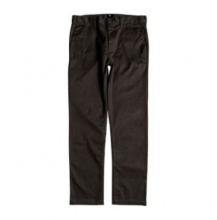Pantalón DC Shoes: WORKER STRAIGHT (DARK OLIVE) DC Shoes - 1