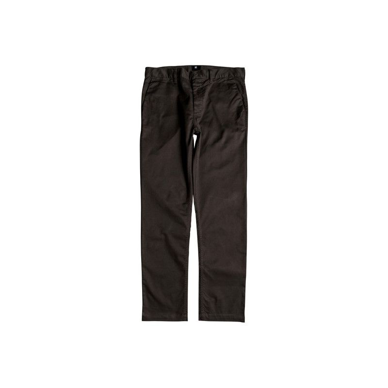 Pantalón DC Shoes: WORKER STRAIGHT (DARK OLIVE)