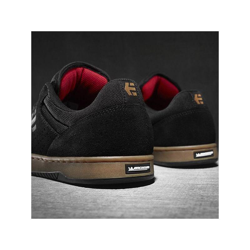 Zapatillas Etnies: MARANA (BLACK RED GUM)