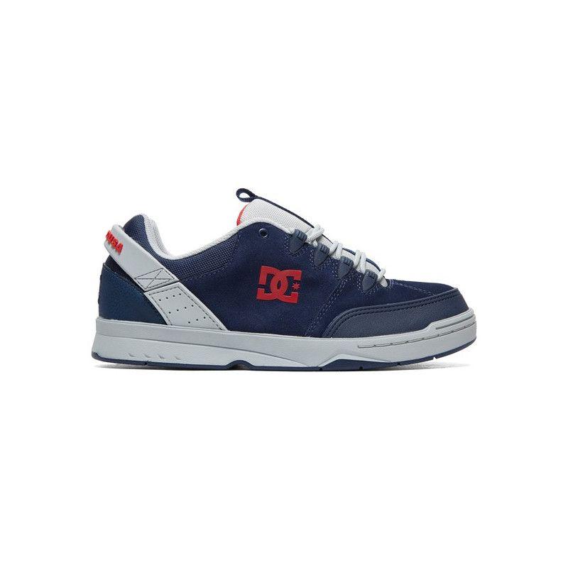 Zapatillas DC Shoes: SYNTAX (NAVY GREY)