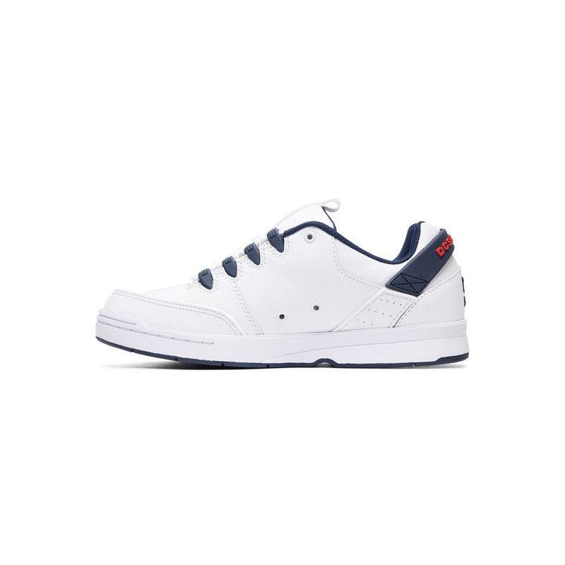 Zapatillas DC Shoes: SYNTAX (WHITE NAVY)