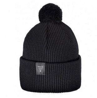 Gorro Makia: TELLUS CAP (BLACK) Makia - 1