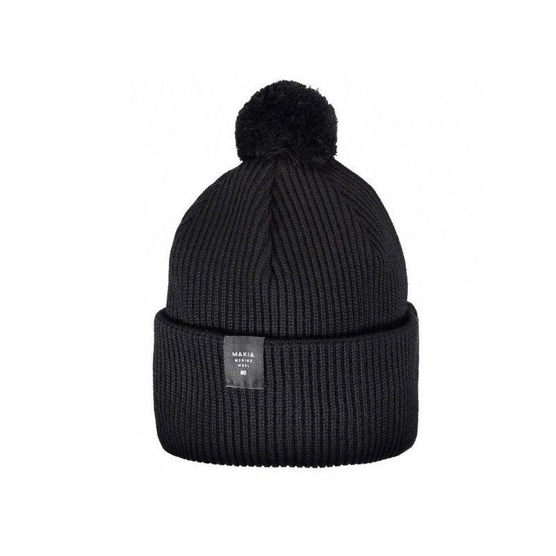 Gorro Makia: TELLUS CAP (BLACK)