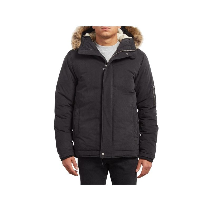 Chaqueta Volcom: GOODMAN JACKET (BLACK)