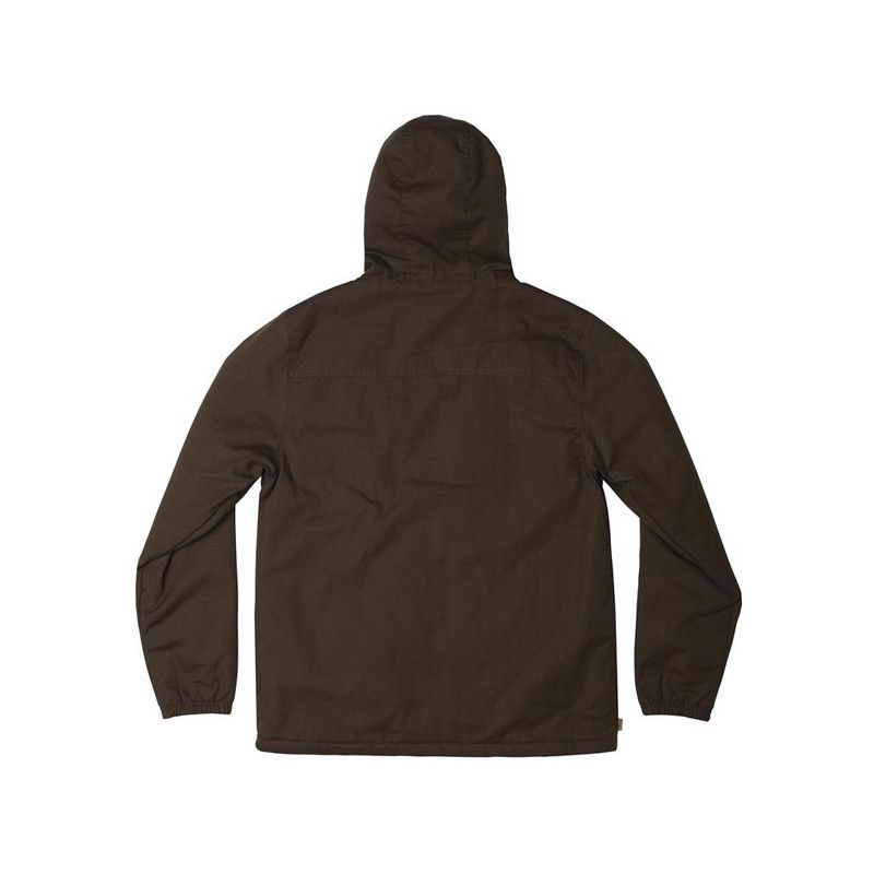 Chaqueta Hippytree: Hayward Jacket (Chocolate)