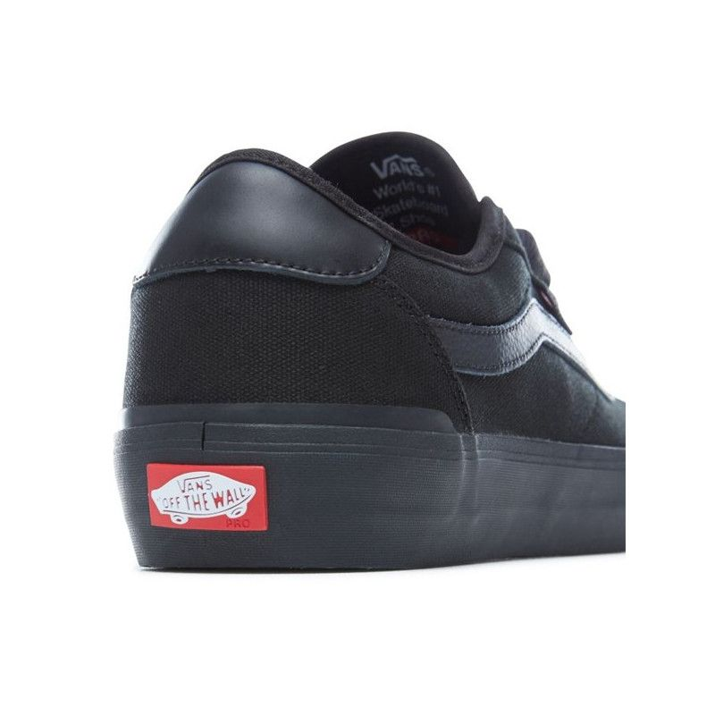 Zapatillas Vans: CHIMA PRO 2 (CANVAS BLACKOUT)