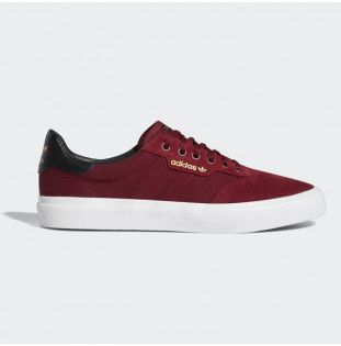 Zapatillas Adidas: 3MC (COLLEGIATE BURGUNDY CORE BLK GOLD MT)