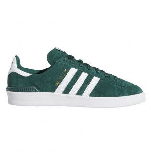 Zapatillas Adidas: CAMPUS ADV (COLLEGIATE GREEN WHT GOLD MT)