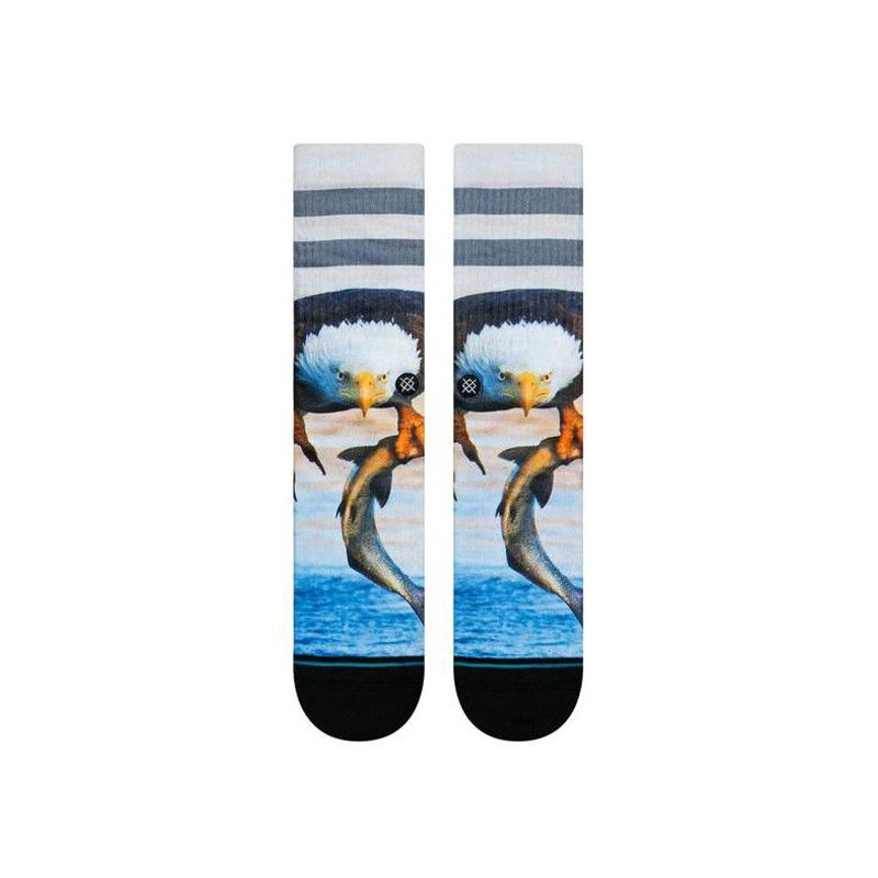Calcetines Stance: EDDY (GREY)