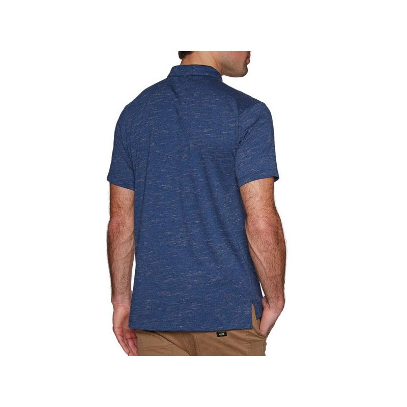Polo Hurley: DRI FIT CORONADO POLO SS (DARK BLUE HTR)