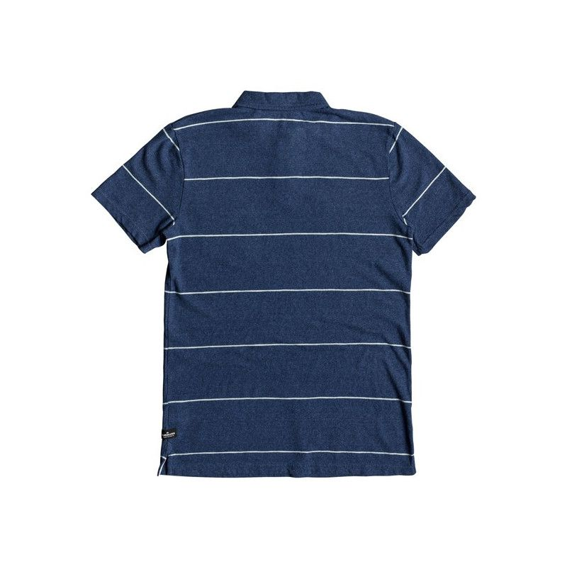 Polo Quiksilver: IRON IN THE SOUL (MEDIEVAL BLUE HEATHER)