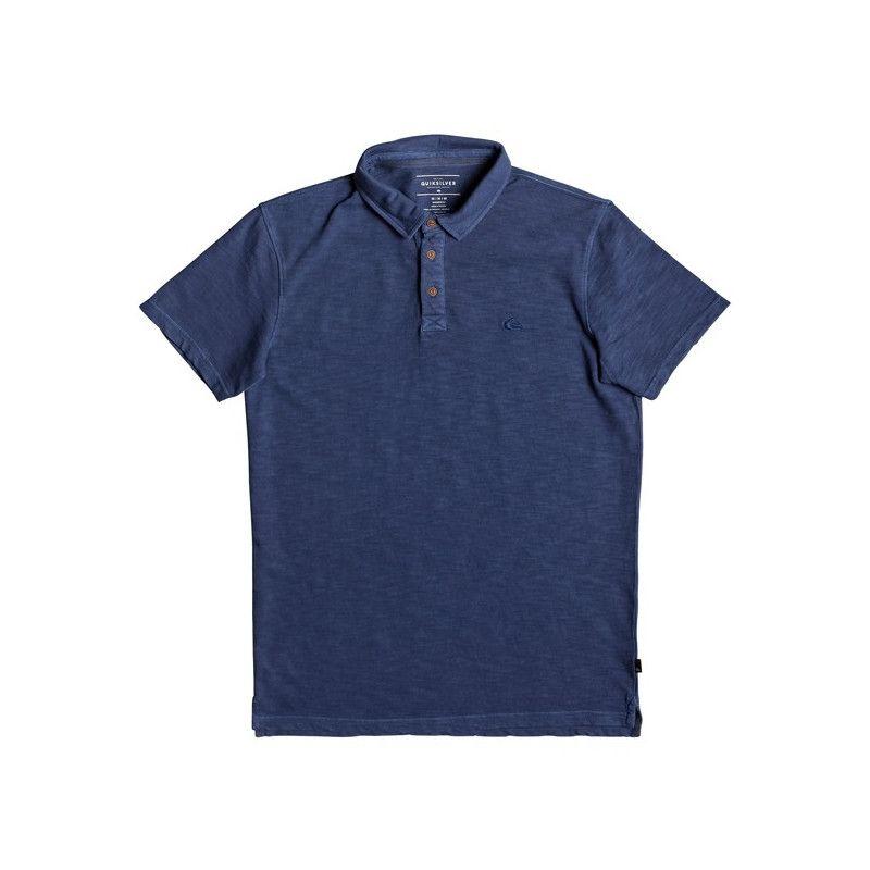 Polo Quiksilver: EVERYDAY SUN CRUISE SS (MEDIEVAL BLUE)