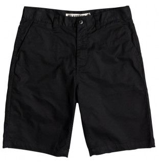 Bermuda DC Shoes: WORKER RELAXED (BLACK)