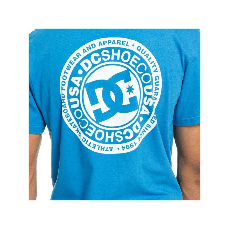 Camiseta DC Shoes: CIRCLE STAR SS (BRILLIANT BLUE)