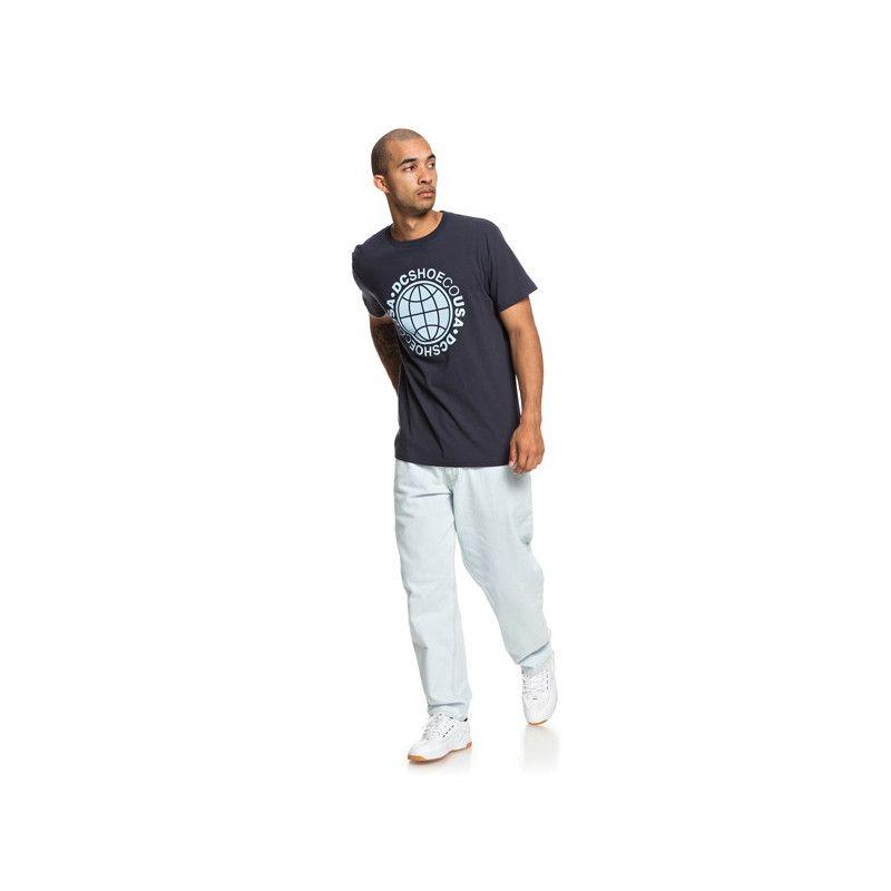 Camiseta DC Shoes: CARDINAL SS (PARISIAN NIGHT)