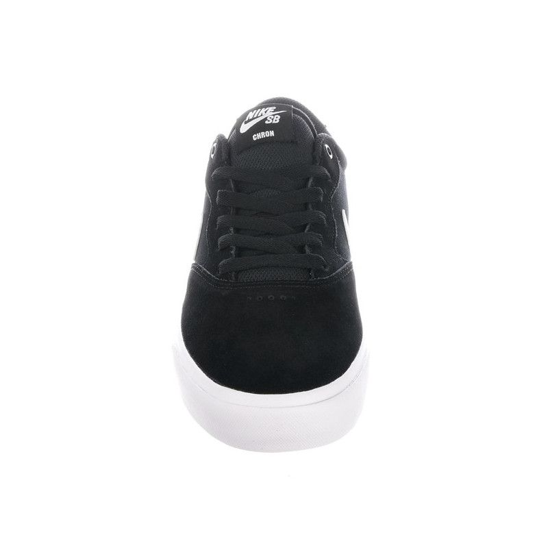 Zapatillas Nike: CHRON SLR (BLACK WHITE)