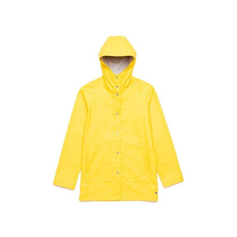 Chaqueta Herschel: Womens Rainwear Classic (Cyber Yellow)