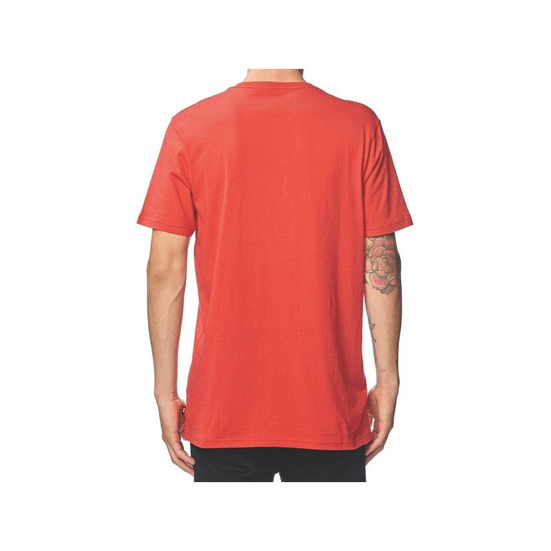 Camiseta Globe: Box Tee (Fire)