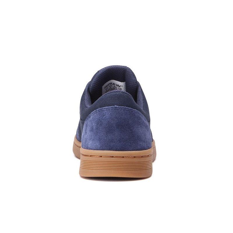 Zapatillas Supra: CHINO COURT (MIDNIGHT GUM)