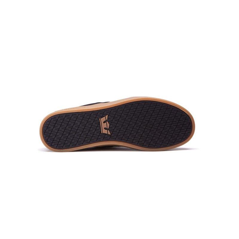 Zapatillas Supra: STACKS II (BLACK GUM)