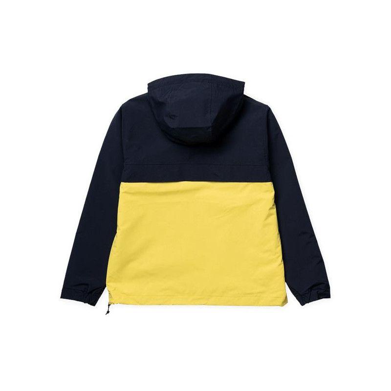 Chaqueta Carhartt: Nimbus Two Tone Pullover Summer (Dark Navy Prim)