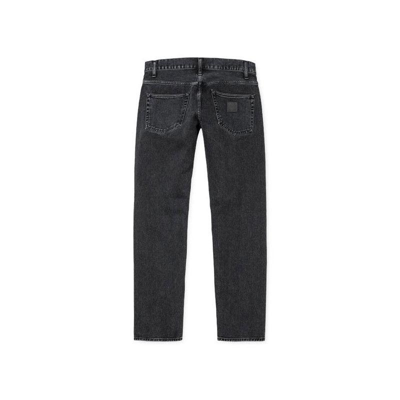 Pantalón Carhartt: Klondike Pant (Black Stone Washed)