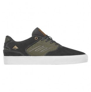 Zapatillas Emerica: THE REYNOLDS LOW VULC (GREY GREEN)
