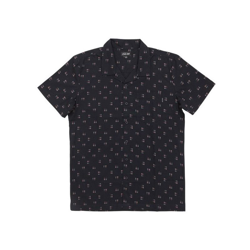 Camisa Dark Seas: COWELLS (BLACK)