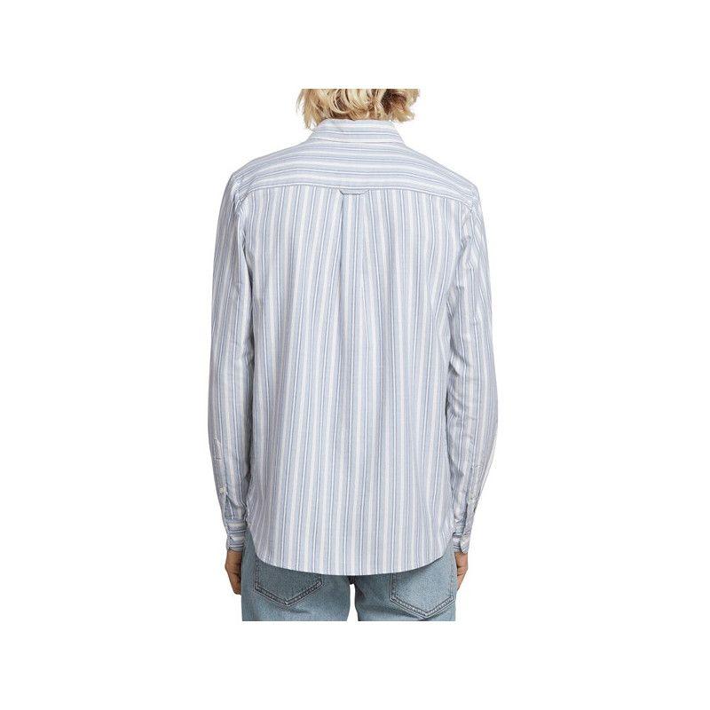 Camisa Volcom: VERT TONER LS (WRECKED INDIGO)