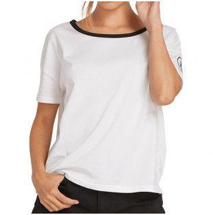 Camiseta Volcom: ONE OF EACH TEE (WHITE)
