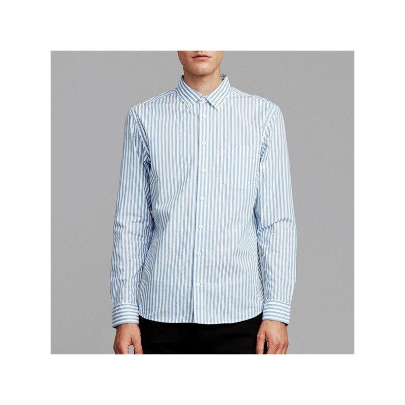 Camisa Makia: BOTHANIA SHIRT (LIGHT BLUE)