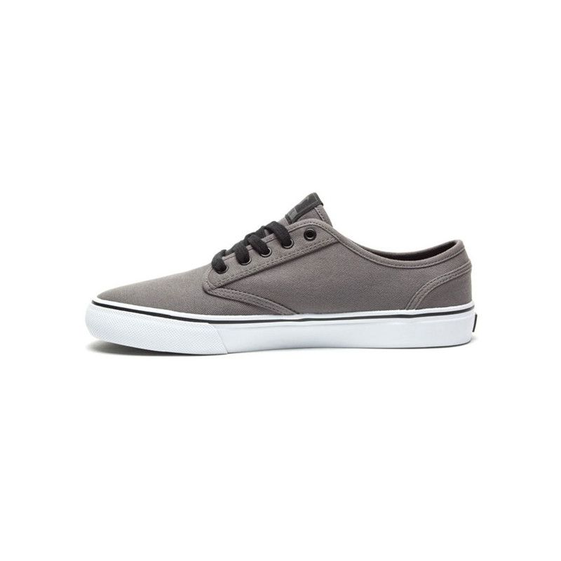 Zapatillas DVS: RICO CT (CHARCOAL WHITE CANVAS)