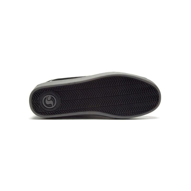 Zapatillas DVS: PRESSURE SC PLUS (BLACK CHAR SDE LUTZKA)