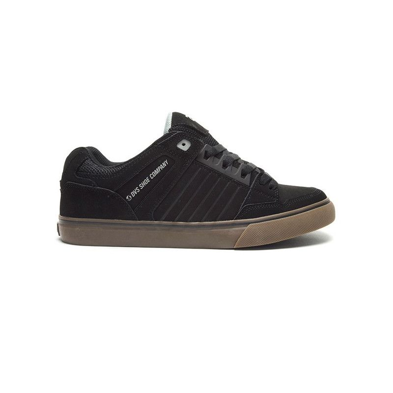 Zapatillas DVS: CELSIUS CT (BLACK NUBUCK)