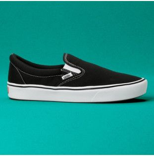 Zapatillas Vans: UA ComfyCush SlipOn Classic (BLK TRUE WHT) Vans - 1