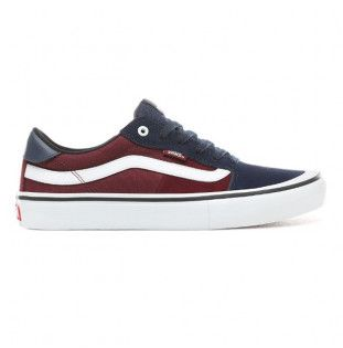 Zapatillas Vans: MN Style 112 Pro (DRESS BLUES PORT ROYALE)