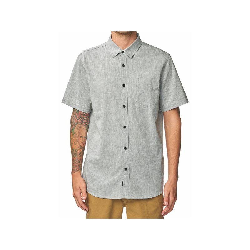 Camisa Globe: Spaceout SS Shirt (Cobalt Marle)
