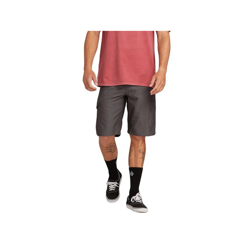 Bermuda Volcom: SNT DRY CARGO 21 (CHARCOAL HEATHER)