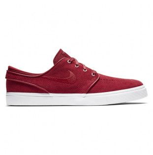 Zapatillas Nike: Zoom Stefan Janoski (TEAM CRIMSON WHITE)