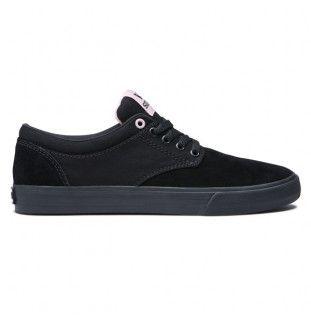 Zapatillas Supra: CHINO (BLACK MAUVE BLACK)