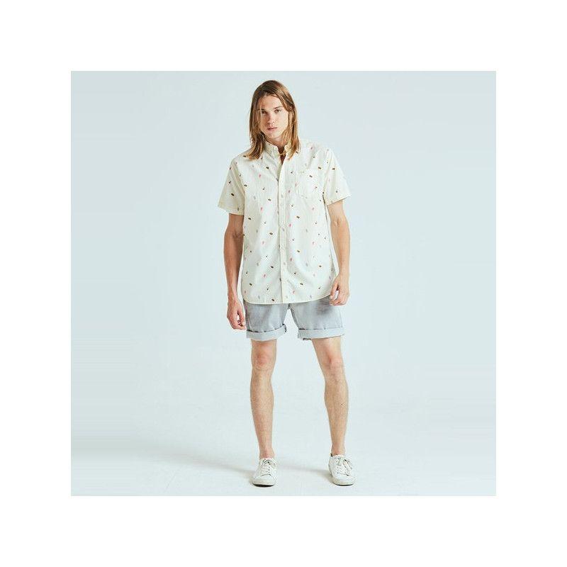 Camisa Tiwel: Ice (Off White)