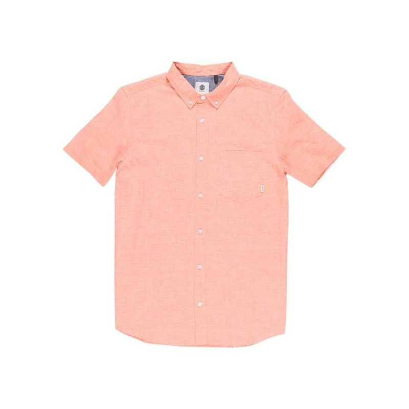 Camisa Element: GREENE NEPS SS (FLAME)