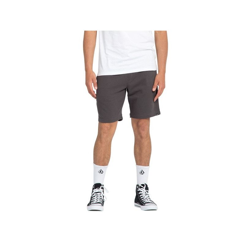 Bermuda Volcom: LITEWARP FLC SHT (HEATHER BLACK)
