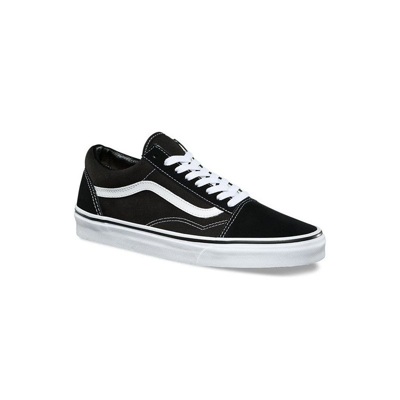Zapatillas Vans: UA Old Skool (Black White)