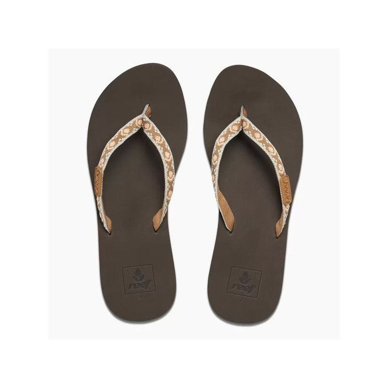 Chanclas Reef: GINGER (BROWN PEACH)