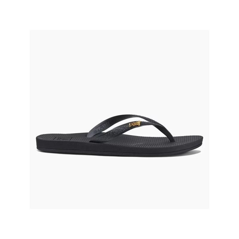 Chanclas Reef: REEF ESCAPE LUX PLUS BLING (BLACK)