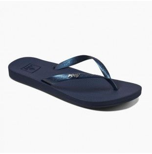Chanclas Reef: REEF ESCAPE LUX PLUS BLING (NAVY)