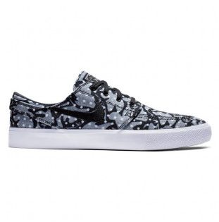 Zapatillas Nike: ZOOM JANOSKI CNVS RM (BK WT VT GR GM L BW)